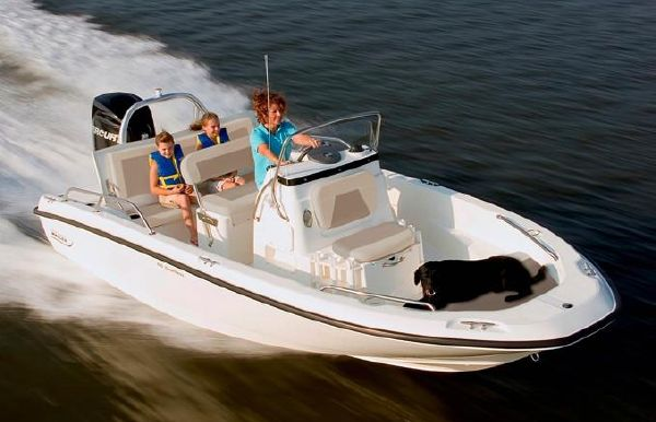 2020 Boston Whaler 180 Dauntless