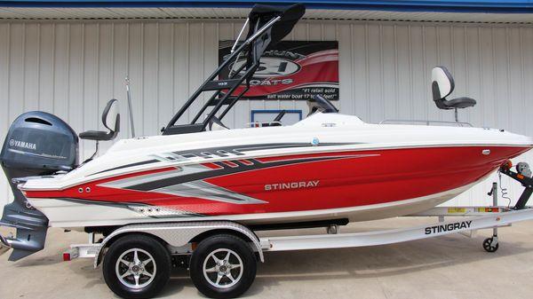 Stingray 192 SC