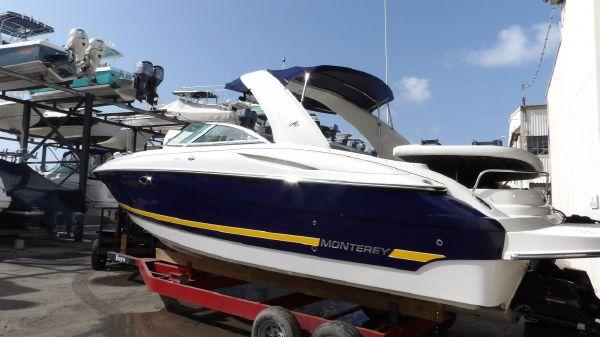 Monterey 318SS Super Sport