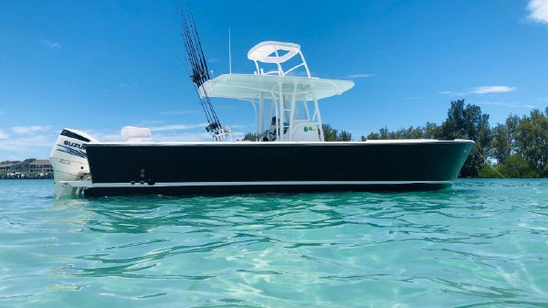 Albury Brothers 33 Center Console