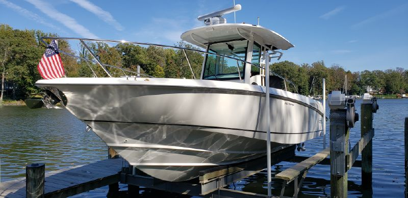 Boston Whaler 320 Outrage - main image