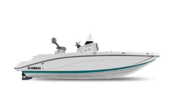 2022 Yamaha Boats 190 FSH Deluxe