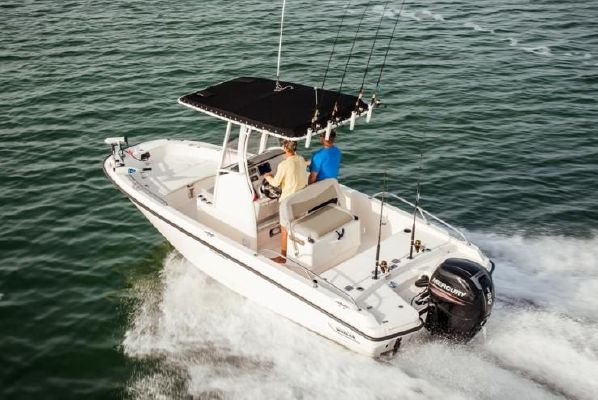 Boston Whaler 210 Dauntless - main image