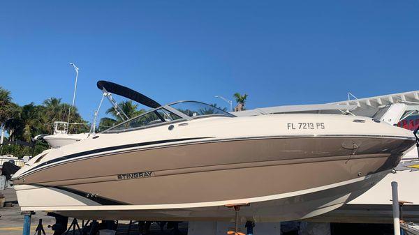 Stingray 215 LR