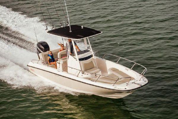Boston Whaler 240 Dauntless - main image