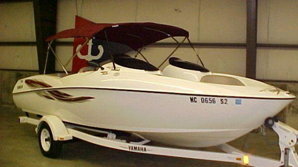 Yamaha Boats LS2000 JET