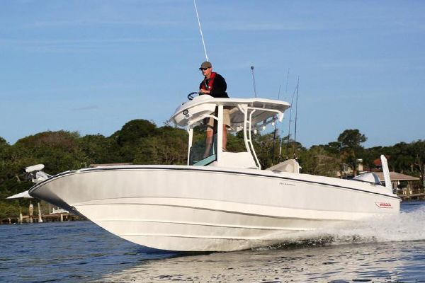 Boston Whaler 240 Dauntless Pro - main image