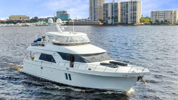 Ocean Alexander 70 Motor Yacht
