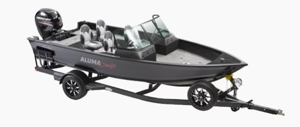 Alumacraft Competitor 205 Shadow Tiller