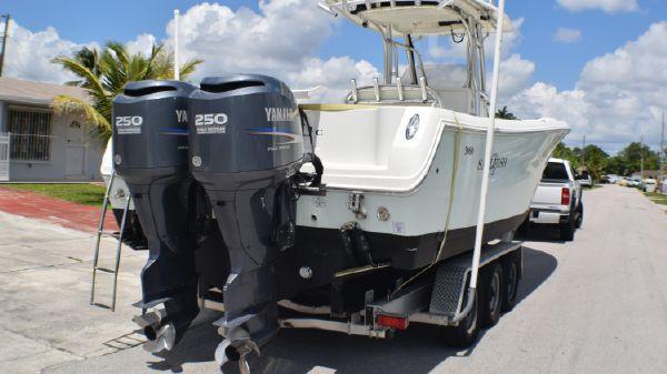 Sailfish 3160 CC