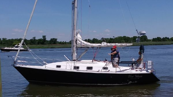Pacific Seacraft Ericson 333 Regatta