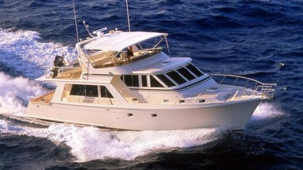 Offshore 54 Pilot House Sistership Profile