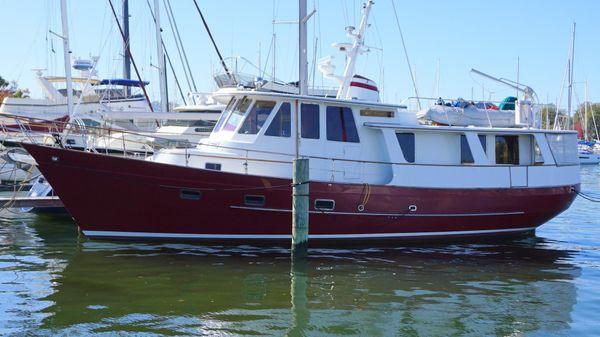 TransWorld Fantail 50 Trawler