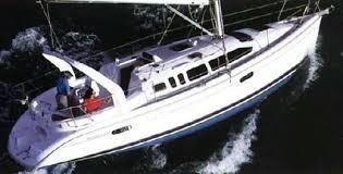 Hunter 340