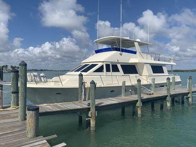 1989 Viking<span>Custom (Extended) Motor Yacht</span>