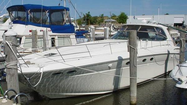 Sea Ray 510 Sundancer Freshwater!
