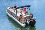 Manitou 22 Encore Pro Angler Full Frontimage