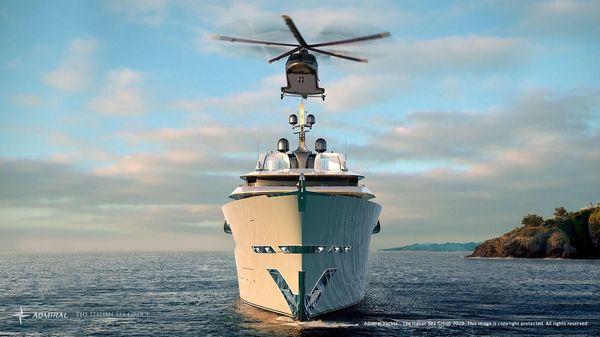 Admiral Galileo 80m
