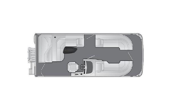 2021 Bennington LX 22 L-Bench