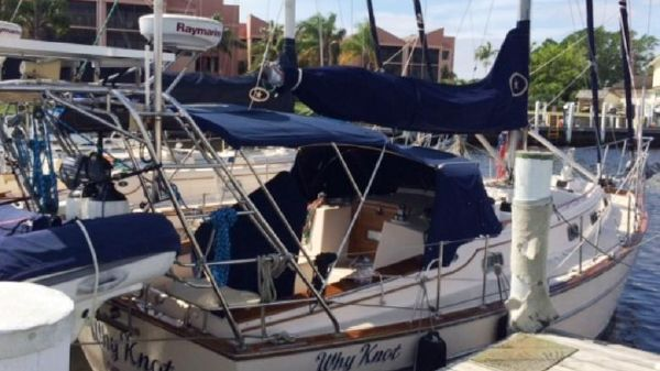 Island Packet 37 Boats For Sale - Whiteaker Yacht Sales in United States