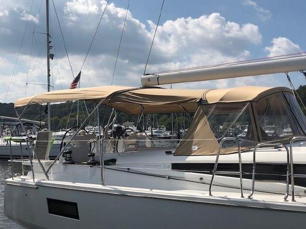 2017 Jeanneau BoatsalesListing Rhode Island