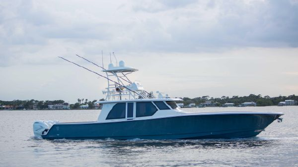Gulf Stream Yachts Custom Center Console