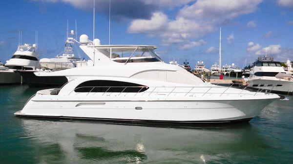 Hatteras 64 Motoryacht