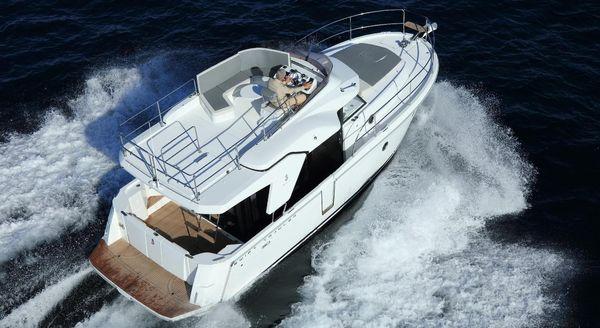 Beneteau Swift Trawler 30 image