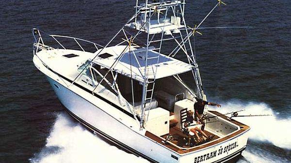 Bertram 38 Special Manufacturer Provided Image