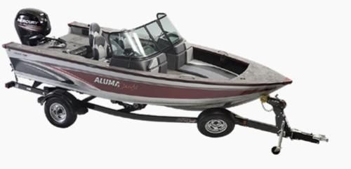 Alumacraft Edge 185