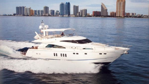 Fairline Squadron PROFILE