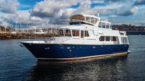 Jefferson 57 Pilothouse
