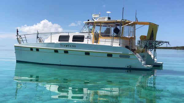 Endeavour 44' Trawler Cat