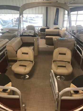 2019 Sun Tracker Fishin Barge 22 XP3 Lavalette West