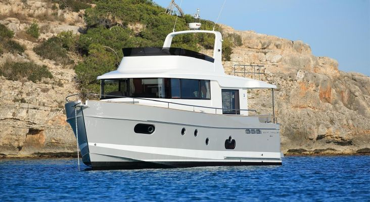 Beneteau Swift Trawler 50 - main image