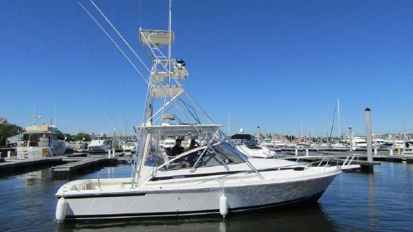 Blackfin 33 Combi Express Fisherman