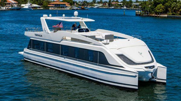 Overblue 58 Power Catamaran