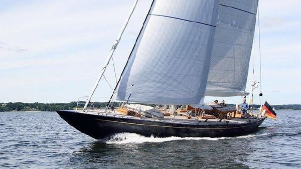 Nissen 72 - Cutter Rigged Sloop