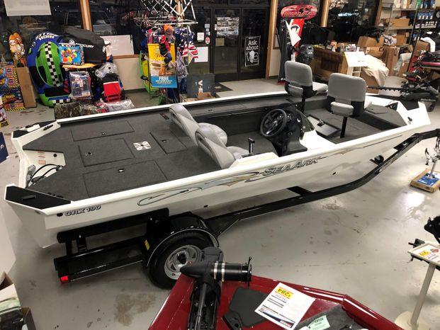 2019 seaark crx 190