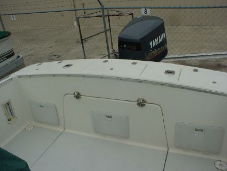 Silverhawk 24 Outboard Center Console image