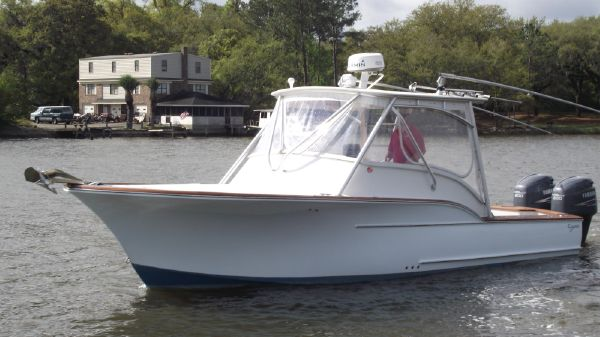 Custom Carolina 27' CALYBER EXPRESS
