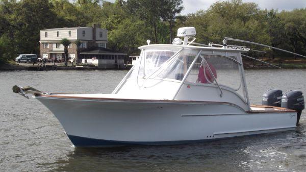 Custom Carolina 27' CALYBER EXPRESS