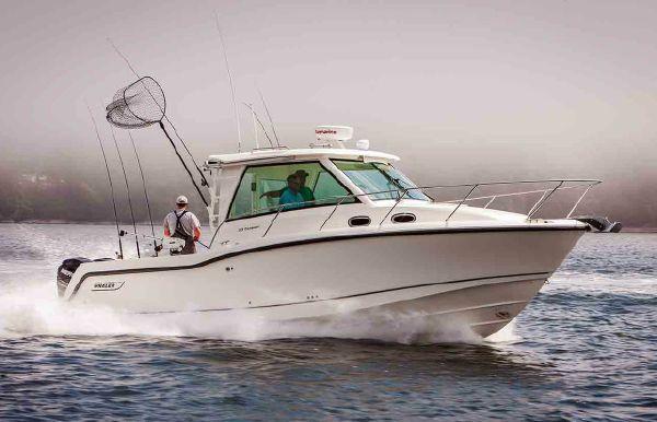 2020 Boston Whaler 315 Conquest Pilothouse