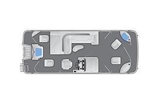 2020 Bennington SXP 22 SFX APGP