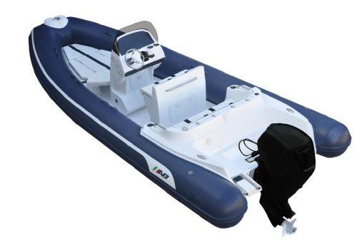 AB Inflatables Oceanus 21 VST image