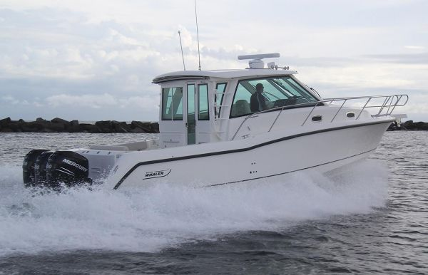 2020 Boston Whaler 345 Conquest Pilothouse