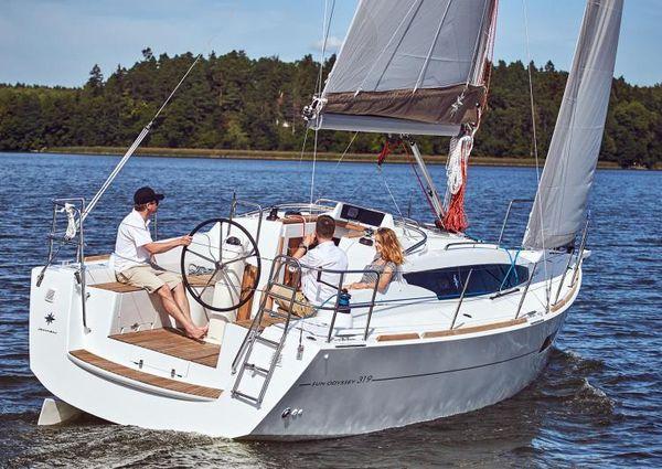 Jeanneau Sun Odyssey 319 image