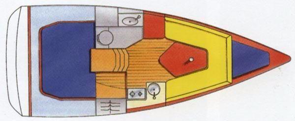 Jeanneau Sun Odyssey 26 image