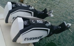 Evinrude H300XUAH