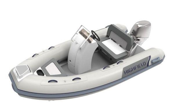 2019 Highfield Ocean Master 350